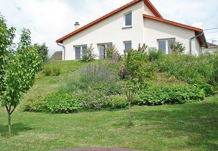 House in Criel-sur-Mer, France