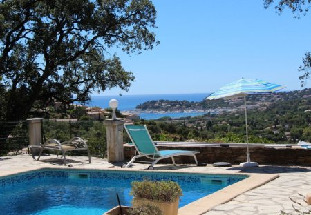House in Cavalaire-sur-Mer, the South of France