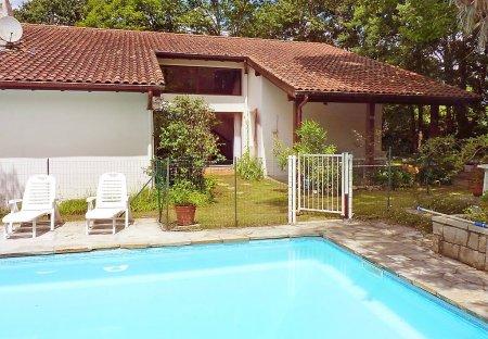 House in Espelette, France