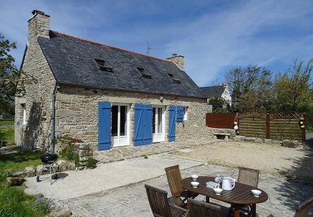House in Saint-Jean-Trolimon, France