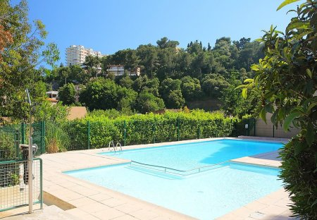 Apartment in Fabron-Terron-Archet, the South of France