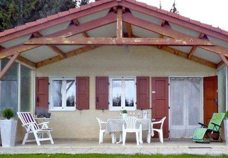House in Monlet, France