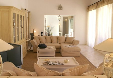 House in Grimaud, the South of France