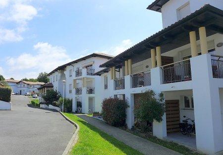 Apartment in Saint-Pée-sur-Nivelle, France