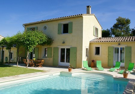 House in Lagnes, the South of France