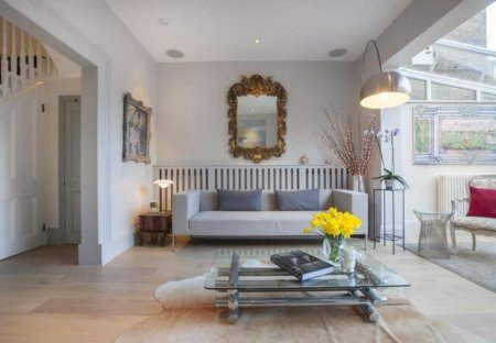 Villa in Parsons Green and Walham, London