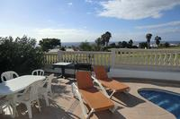 Villa in Amarilla Golf, Tenerife: Wonderful sea views from the pool area