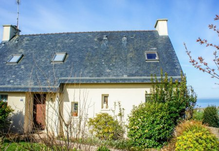 House in Plomodiern, France