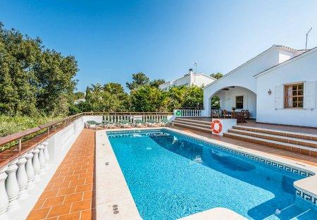 Villa in Son Parc, Menorca: Ben Mar - Menorca