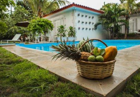 Villa in Havana, Cuba