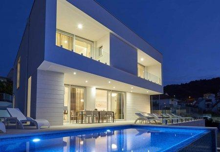 Villa in Trogir, Croatia