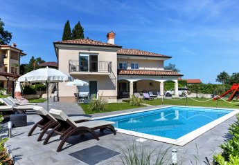 Villa in Oprić, Croatia