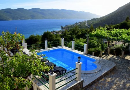 Villa in Viganj, Croatia