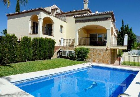 Villa in Mijas Golf, Spain