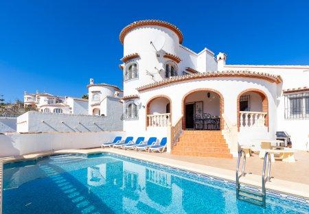 Villa in Muntanya de Pedreguer, Spain