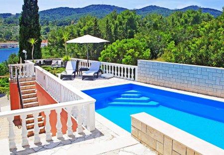 Villa in Vela Luka, Croatia