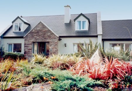 House in Waterville, Ireland