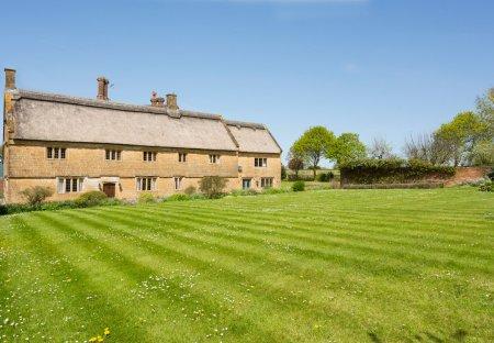 Cottage in Kingsbury Episcopi, England