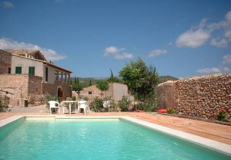 Country House in Consell, Majorca: Private pool