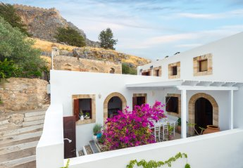 House in Lindos, Rhodes