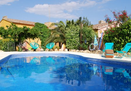 Studio Apartment in Can Coral, Spain