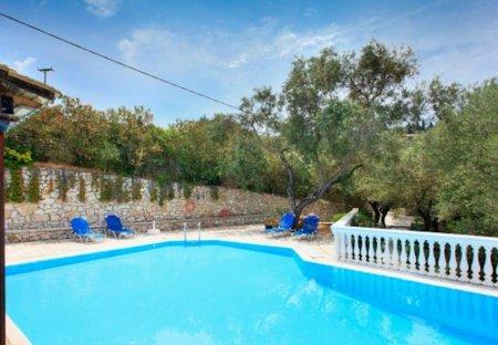 Villa in Paxos, Greece