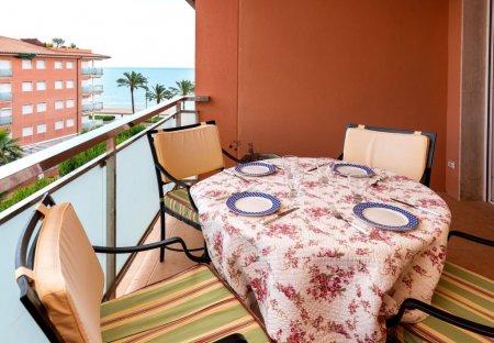 Apartment in La Platja de Calafell, Spain