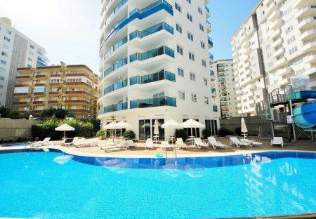Apartment in Mahmutlar, Turkey