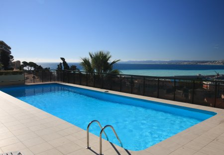 Apartment in Mont Boron, the South of France