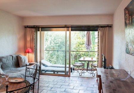 Apartment in Sainte-Elisabeth, the South of France