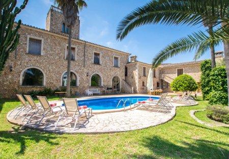 Villa in Maria de la Salut, Majorca