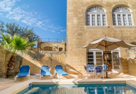 House in Xaghra, Malta