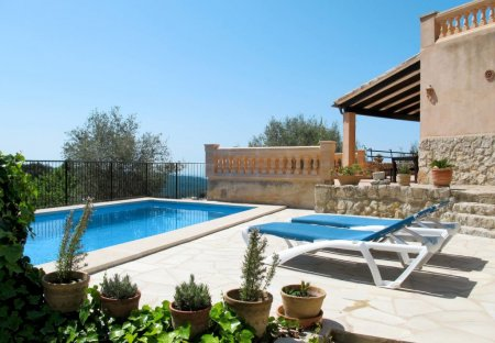 Apartment in Galilea, Majorca
