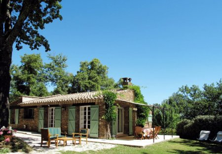 House in La Garde-Freinet, the South of France
