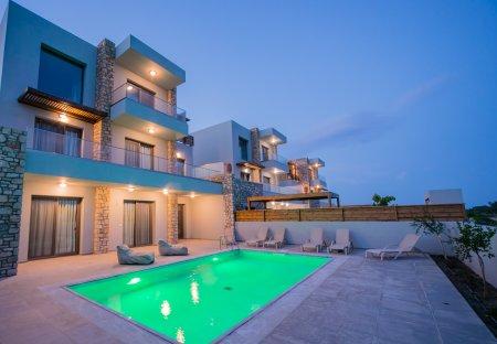 Villa in Gennadi, Rhodes