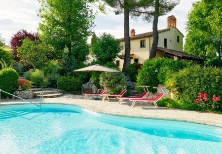 House in Citerna, Italy