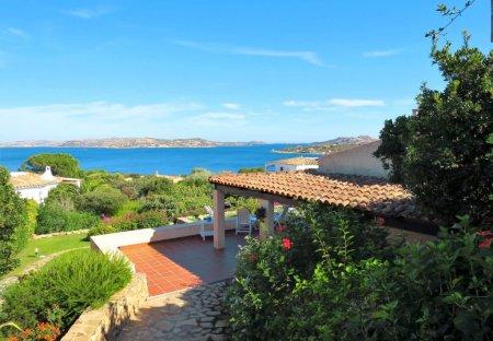 House in Punta Sardegna, Sardinia