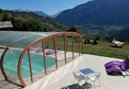 Apartment in Châteauroux-les-Alpes, the South of France