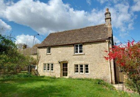 House in Biddestone, England