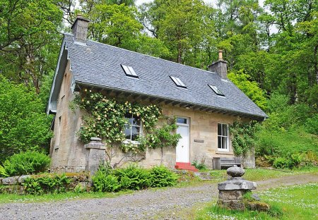 House in Ardnamurchan and Morvern, Scotland