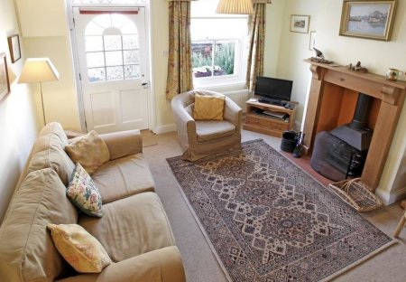 House in Aldeburgh, England