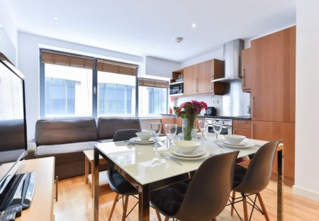 Apartment in Farringdon Without, London