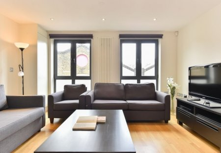 Apartment in Cathedrals, London