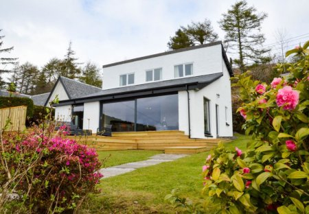House in Awe, Scotland