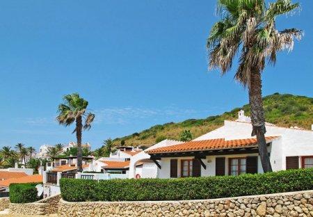 House in Cala Tirant, Menorca