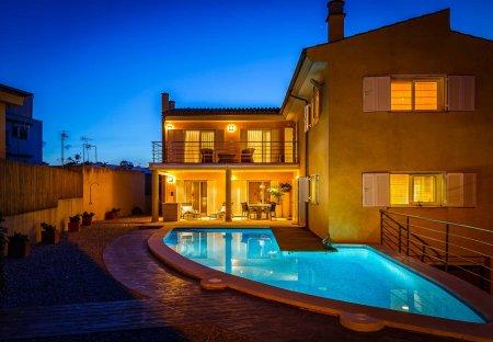 Villa in Port d'Alcúdia, Majorca: Villa Gaya - Mallorca