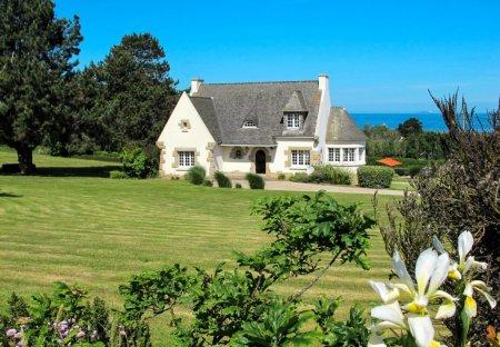 House in Penvénan, France
