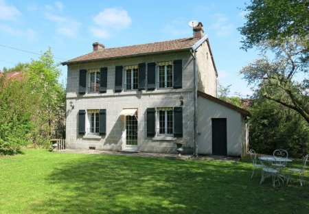 House in Sardent, France