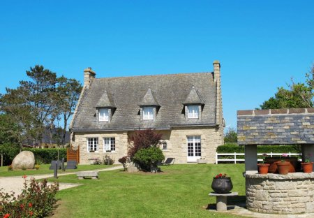 House in Plouescat, France