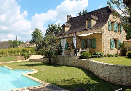 House in Prats-de-Carlux, France
